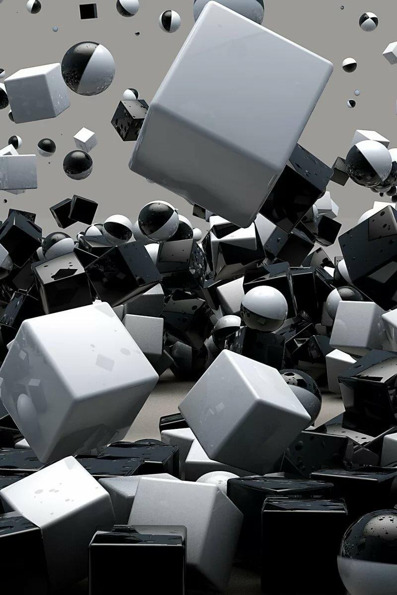захотел картинки для айфона кубики самом деле, практически