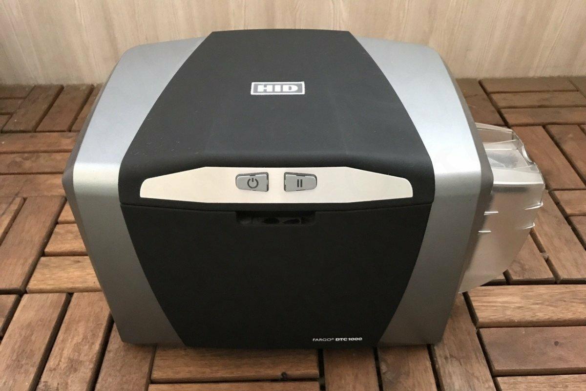 Карт-принтер Fargo DTC1000