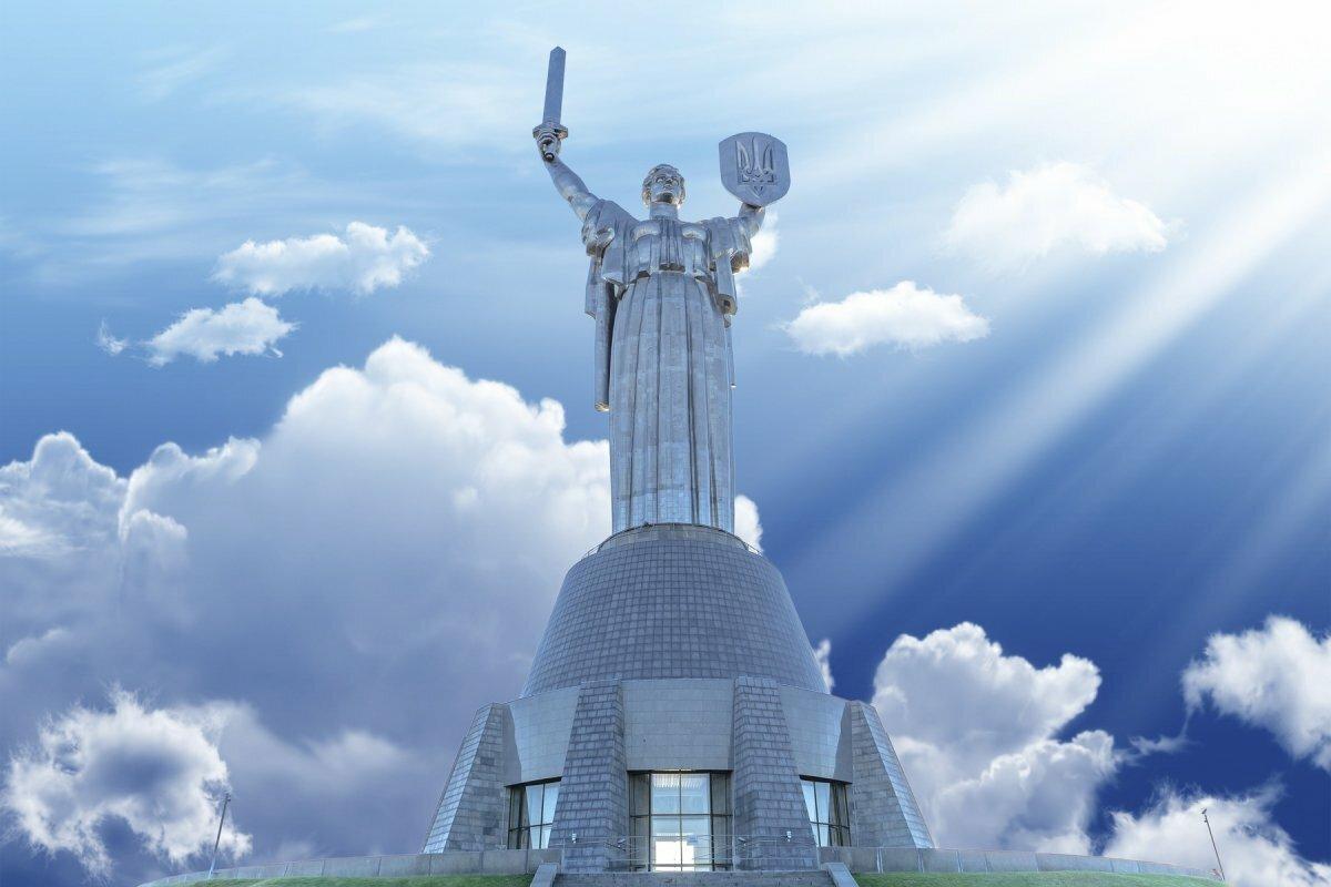 памятник родины в киеве картинка давно твоя стихия