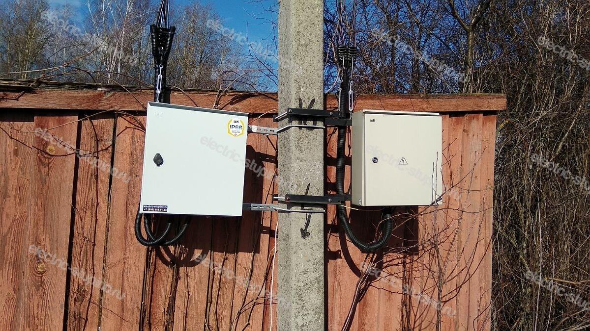 Выполнение ТУ 15 кВт в Ступинском районе д Верзилово под ключ