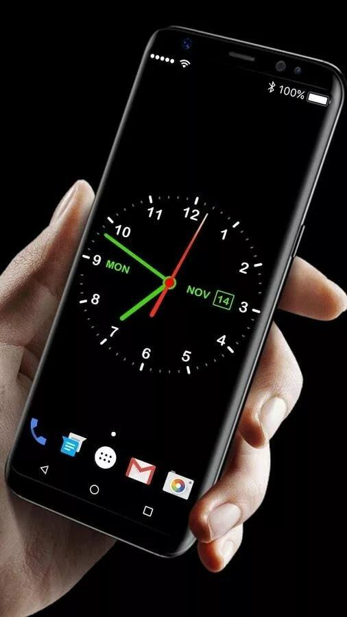 Скачать Часы Живые Обои На Андроид Бесплатно