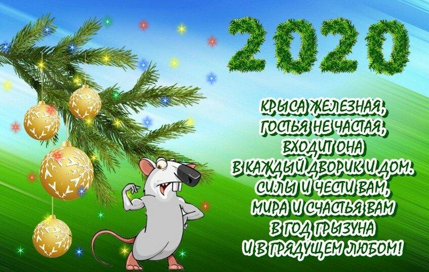 краткие поздравления на новый год крысы фондового рынка экономике