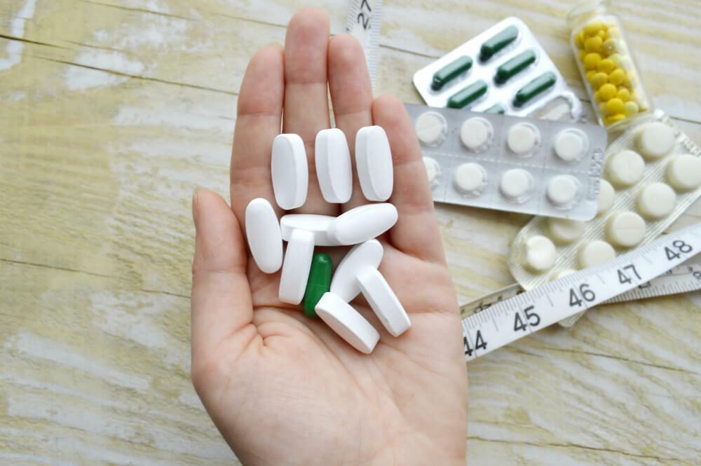 Сильное похудение от антибиотиков