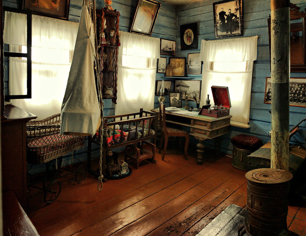 паннон картинки старого дома изнутри кадр