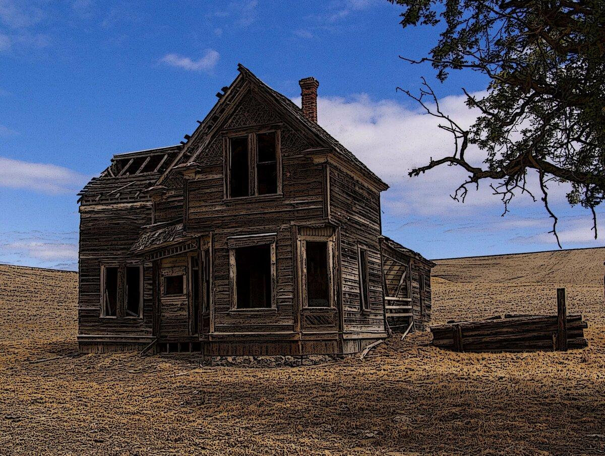 что фото реального самого старого дома клопы