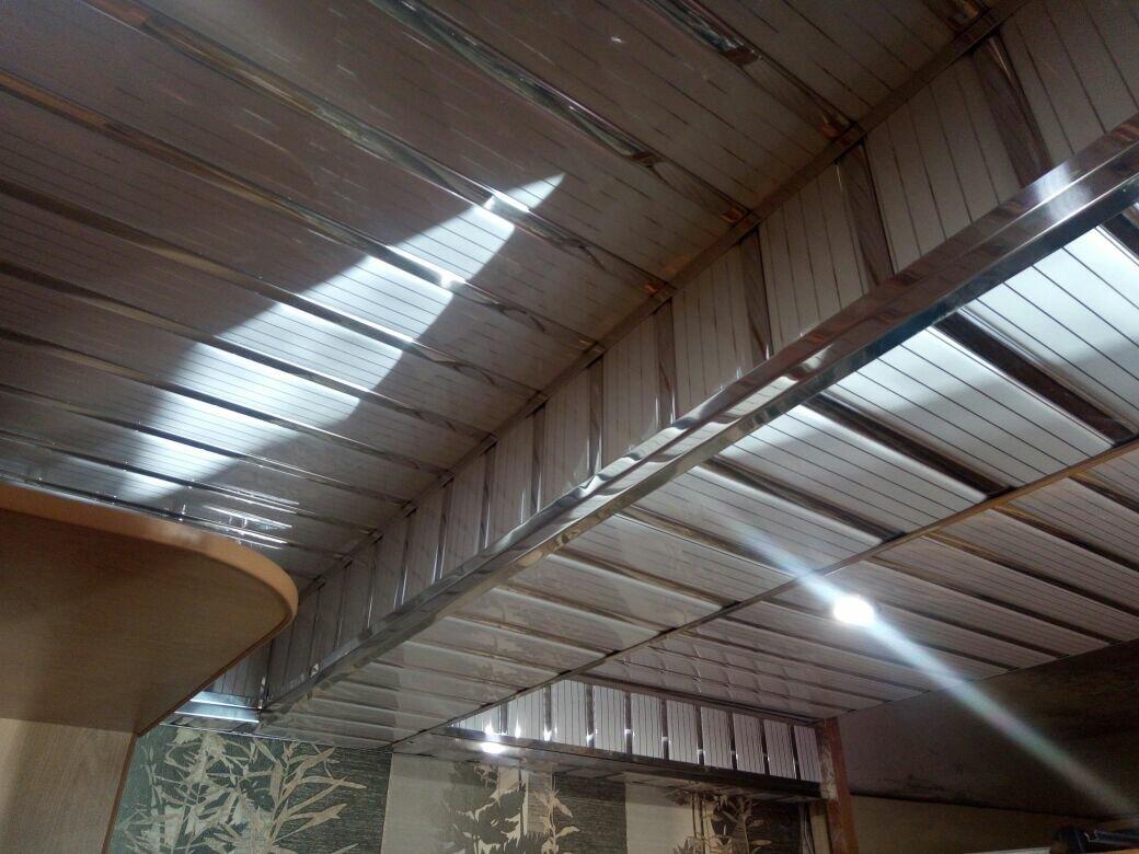 Реечный потолок №28