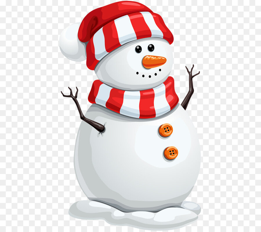 Картинки рисованные снеговики