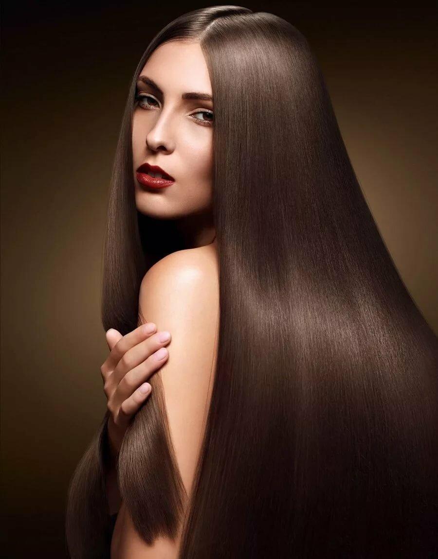 Красивые картинки девушек с волосами