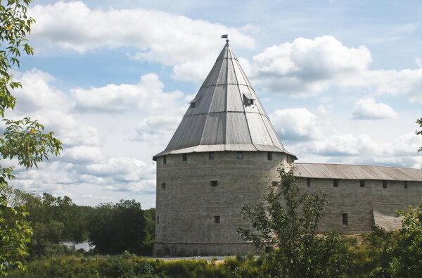 крепости старой Ладоги