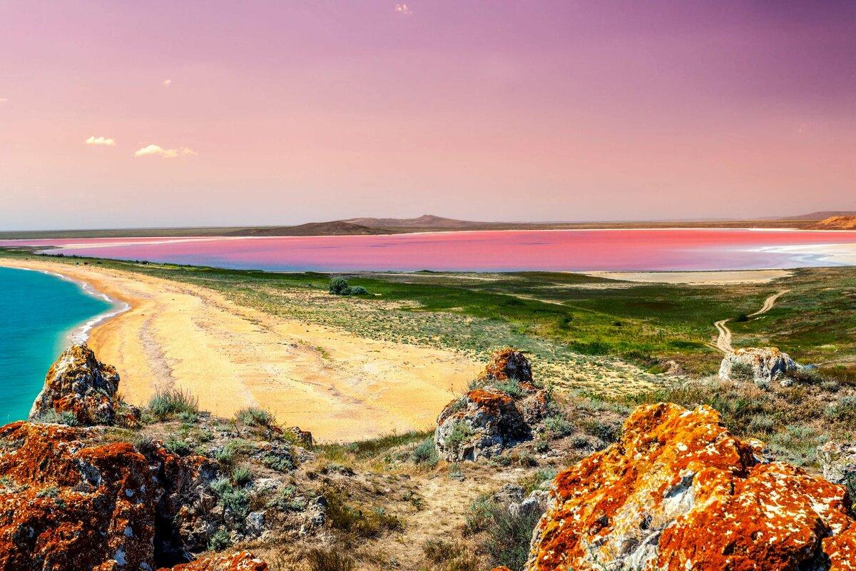 Кояшское озеро фото