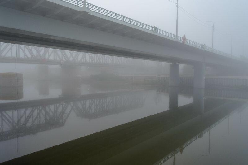 Мосты в тумане