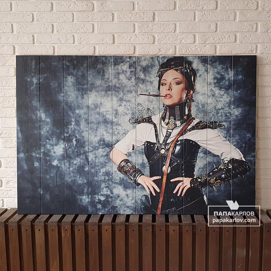 Изготовление постеров по фотографии в химках