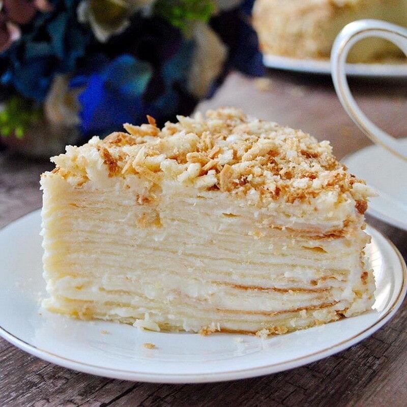 способов получить домашний торт наполеон пошаговый рецепт с фото изумительный махровый сорт