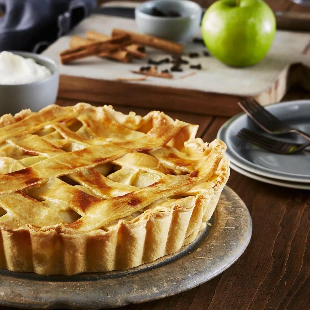 пироги с яблоками с картинками