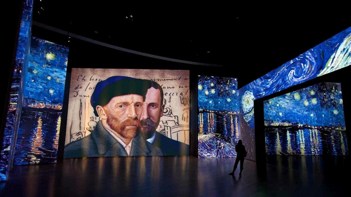 Винсент + Тео Ван Гог
