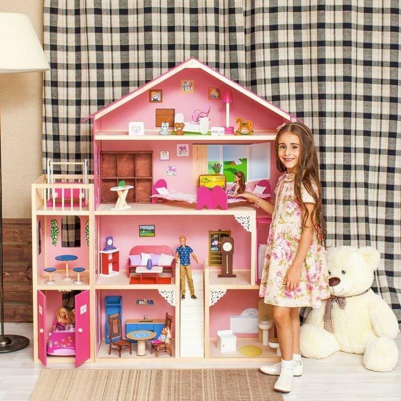 Картинки дом моей мечты для кукол барби