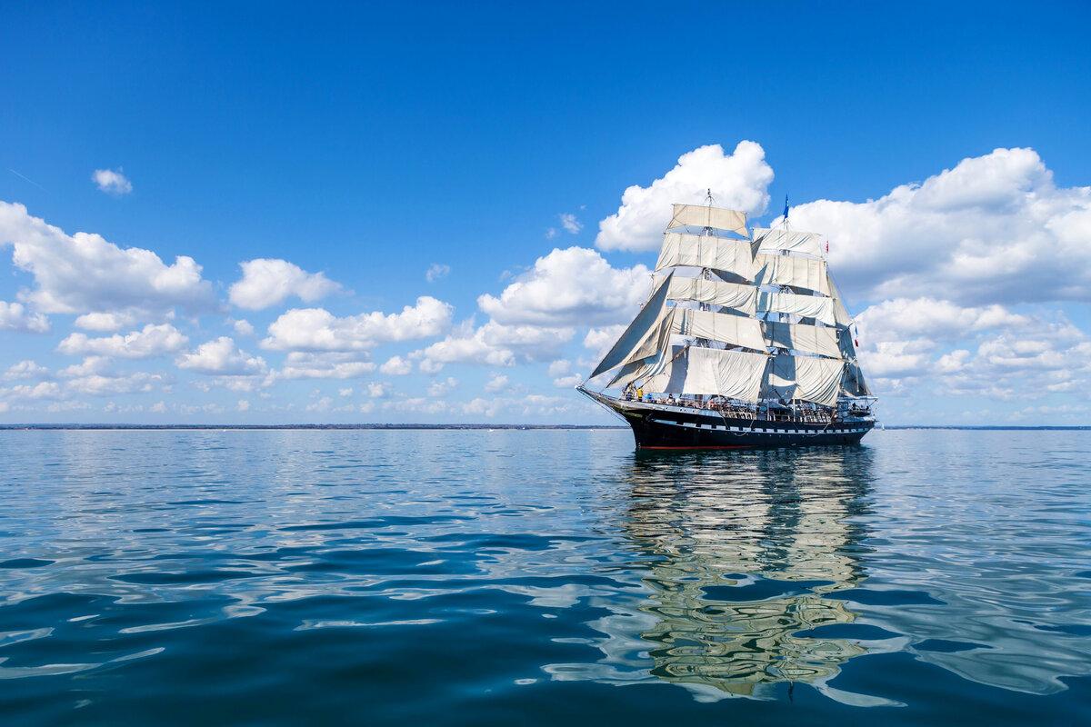 Облака корабли картинки