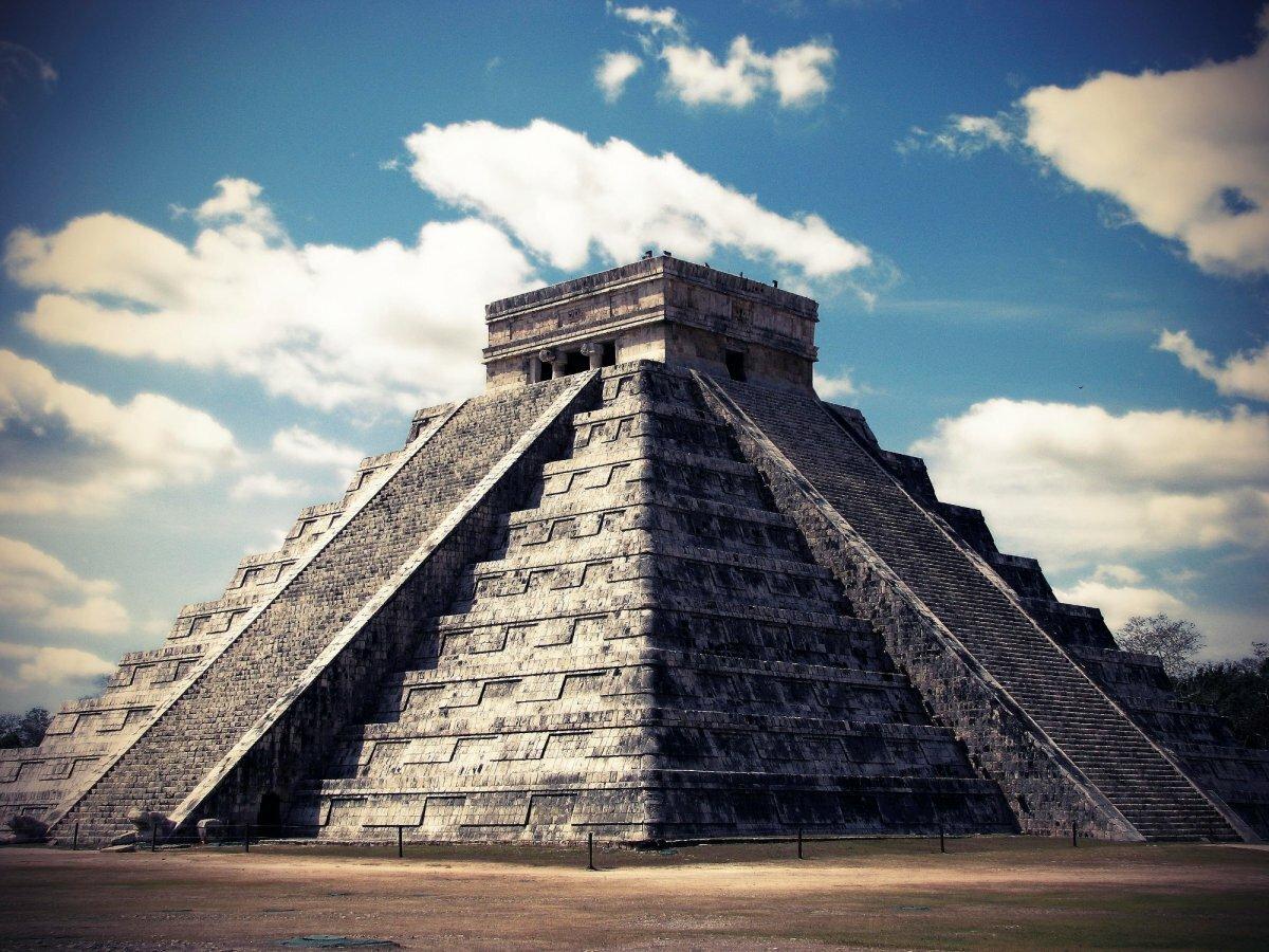 фотографии пирамиды майя гитара выглядит слишком