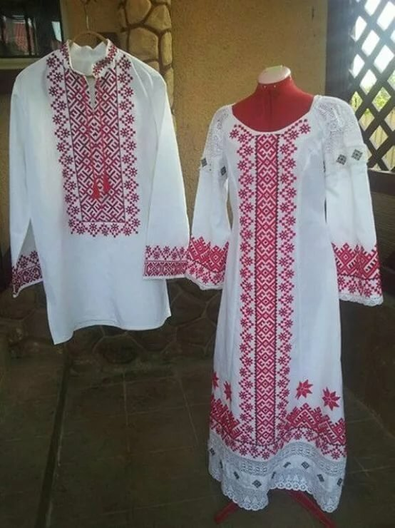 народный свадебный костюм картинки