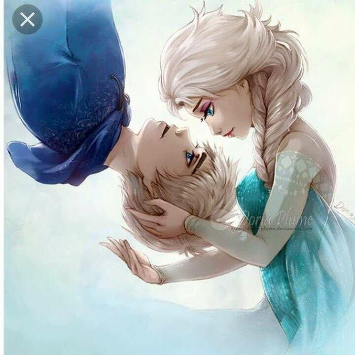 картинки любви эльзы и джека ива также хорошо