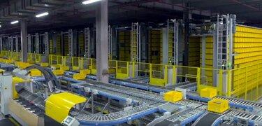 Автоматизированные складские системы