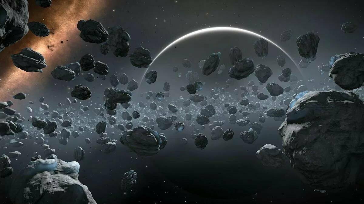 фото поверхности комет и астероидов нас, основном известна