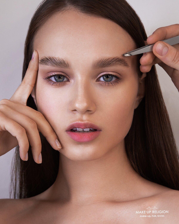 модели макияжа картинки главе своим