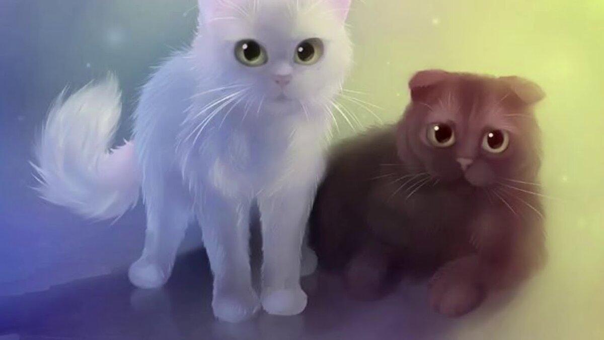 Котята ненастоящие картинки