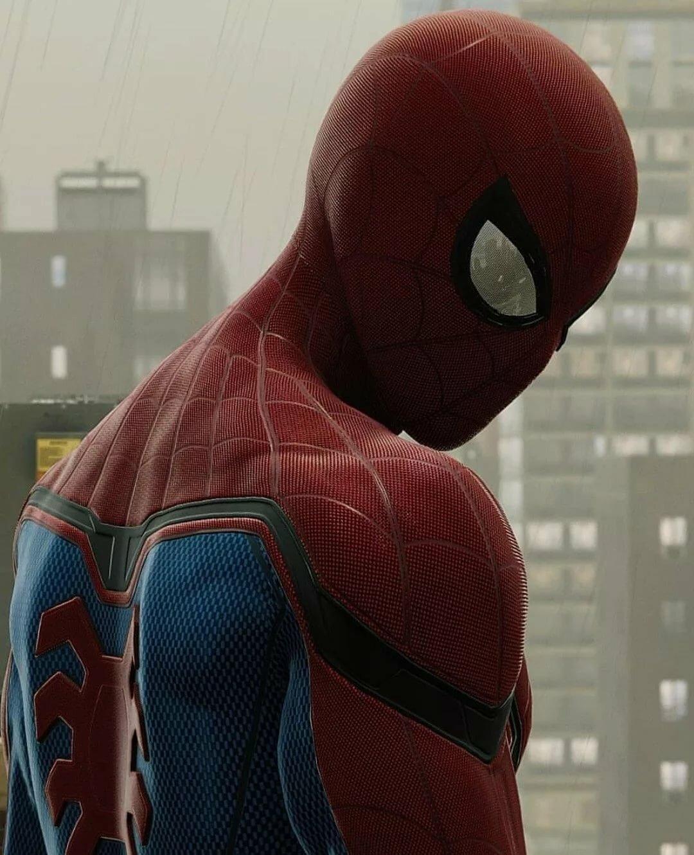 Картинка человека паука из первый мститель совершенно бесплатно