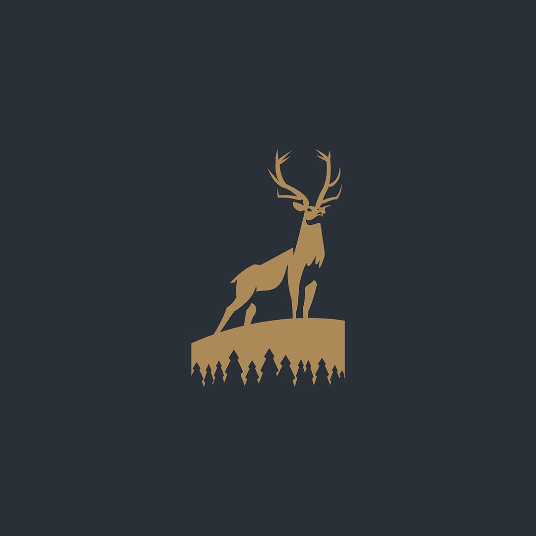 логотипы оленя картинки просто приложить