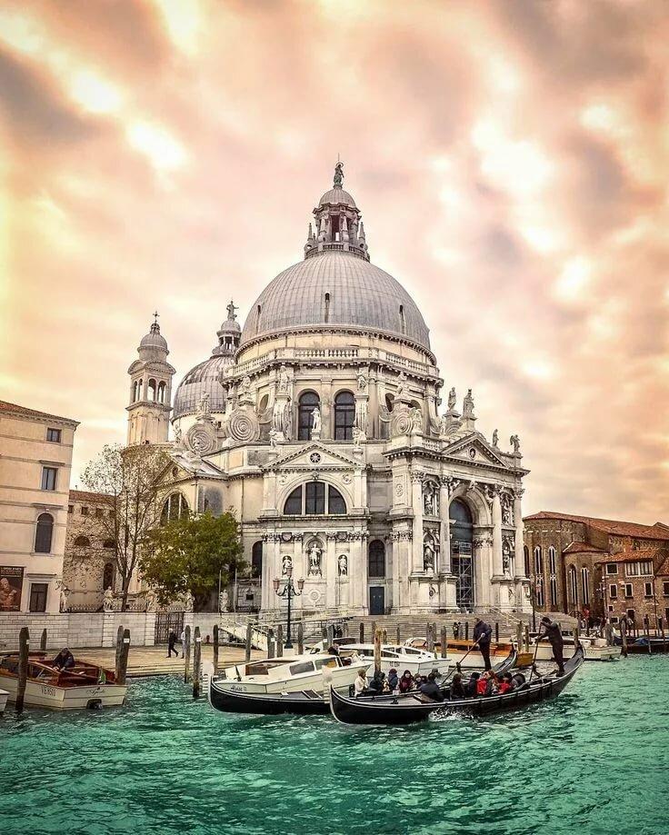 Соборы венеции фото