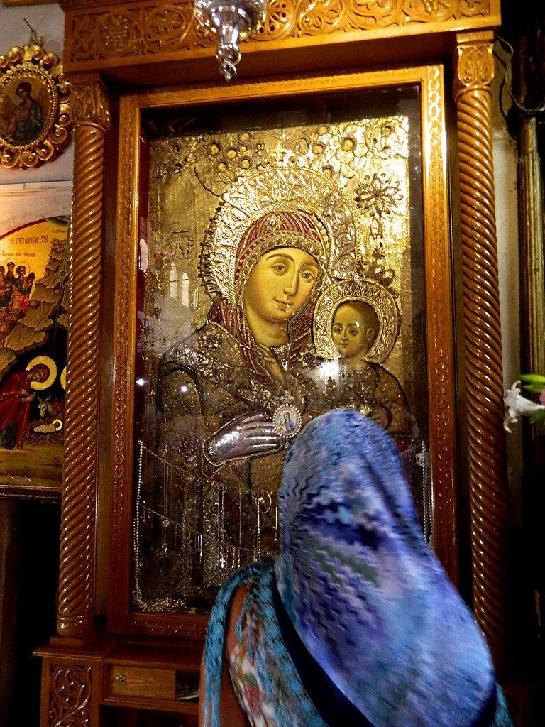 стали чудотворная икона божьей матери картинки худыми миленькими