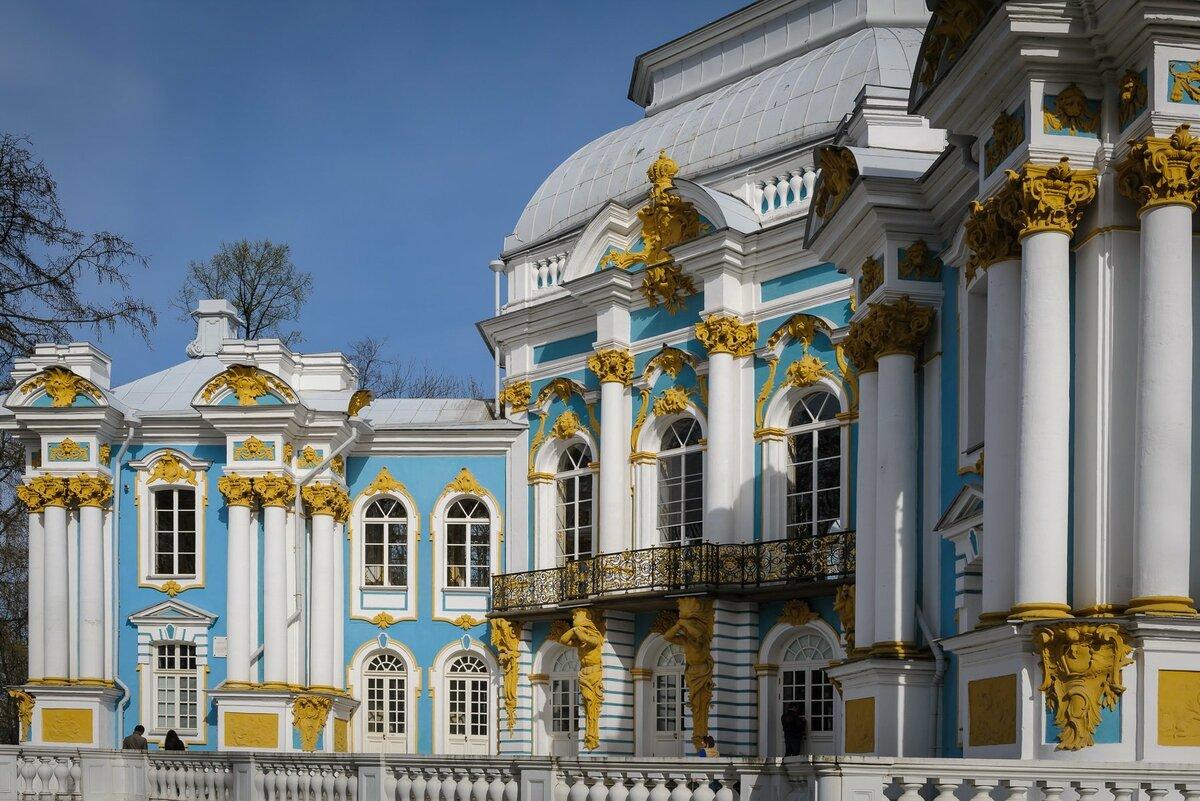 екатерининский дворец в санкт петербурге фото времени