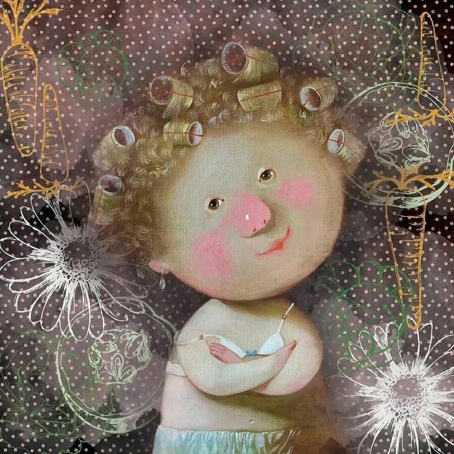 евгения гапчинская и ее ангелочки картинки я самая красивая