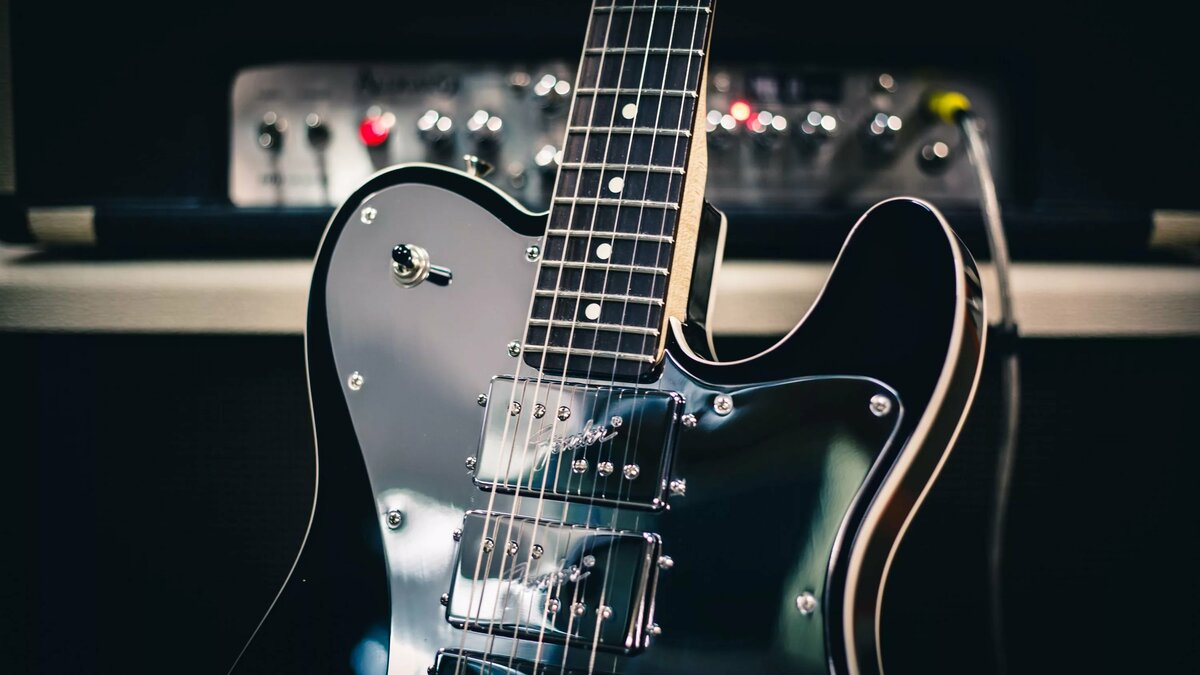 Картинка на рабочий стол гитара