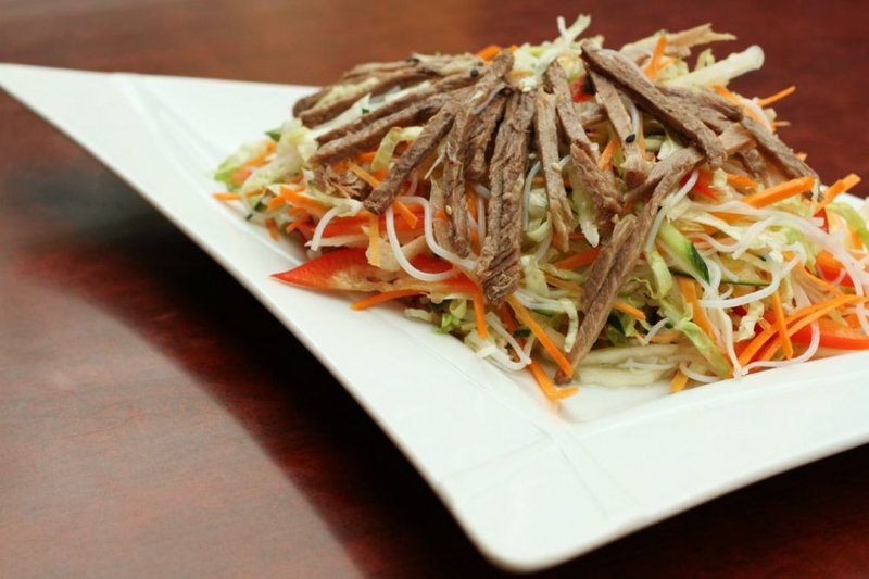 Салат с фунчезой фото