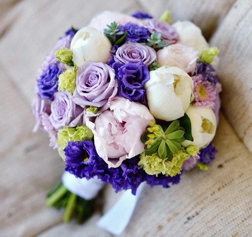 Свадебный букет-дублёр