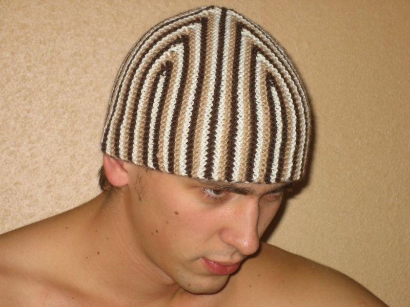 продавцы уменьшить мужскую вязаную шапку игрушка может