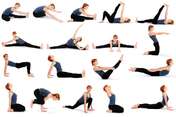 горячая йога позы для начинающих женские стразами