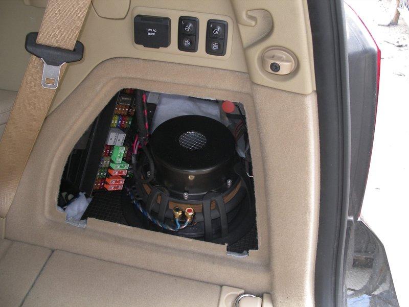Сабы в машину