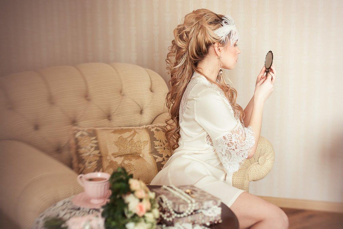 коллекция частного фото невест перед свадьбой фото