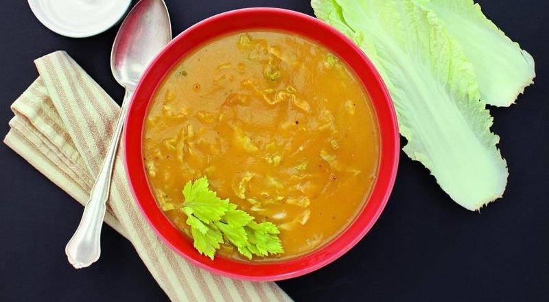 Суп из пекинской капусты рецепты с фото