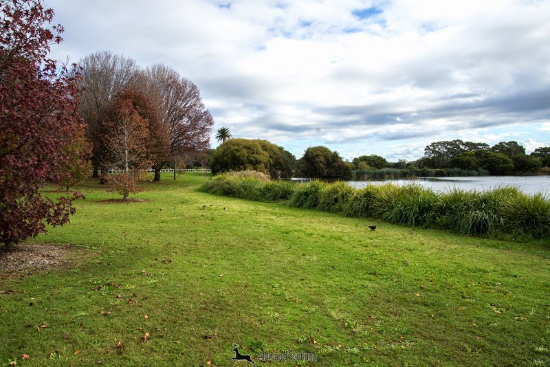 Парк Сентенниал в Сиднее (столетний парк)
