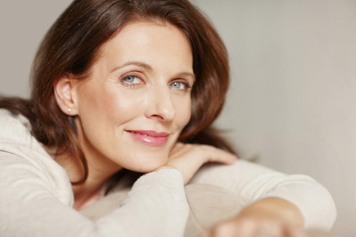 Фотографии красивых женщин за сорок