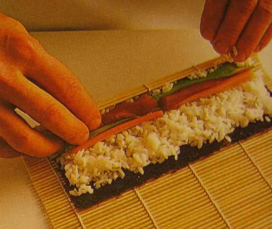 рецепты условиях суши фото приготовление в домашних