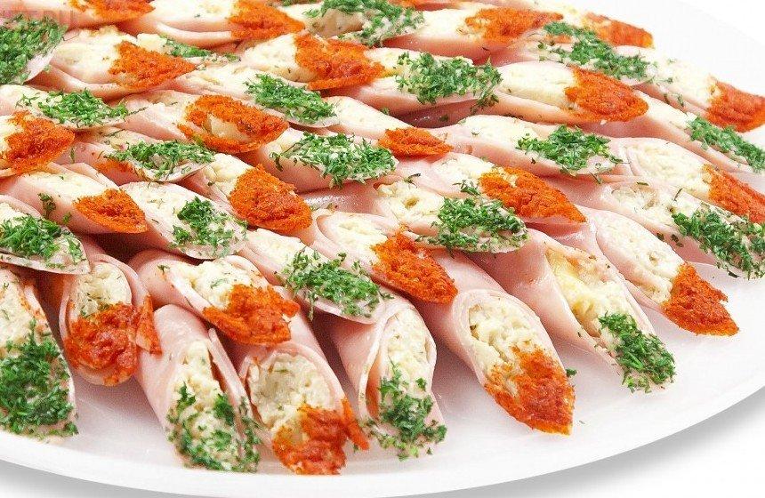 Рецепты холодных закусок на праздничный стол