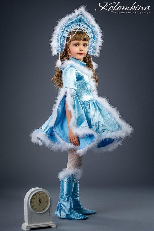 Дакайн отводит снегурочка красивый костюм с юбкой выбирать