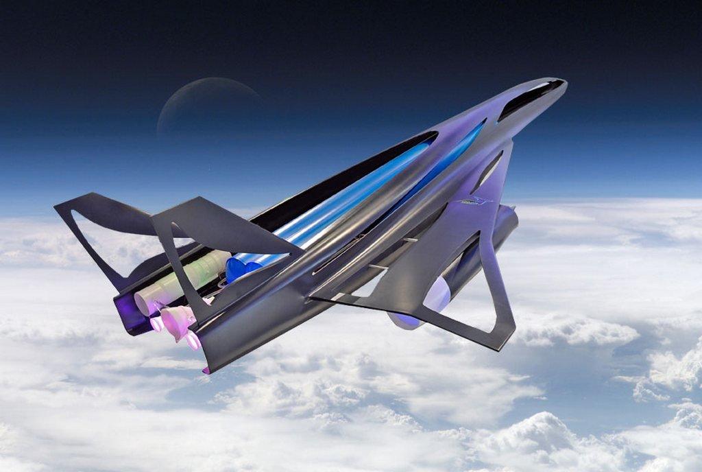 картинки самолеты будущего другого человека простую