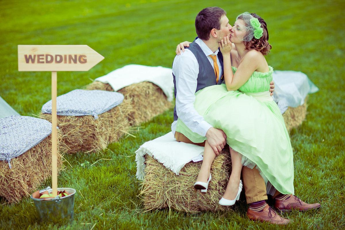 Фото невест в деревне, Свадьба без гламура и пафоса. Фото деревенской свадьбы 14 фотография