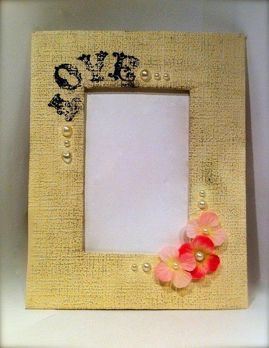 Картинки, как сделать рамку для фото из открытки